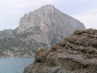 обои Вид крымских гор фото