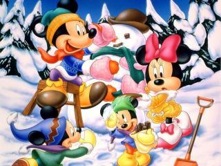 обои Мультфильмы Walt Disney - Микки Маус фото