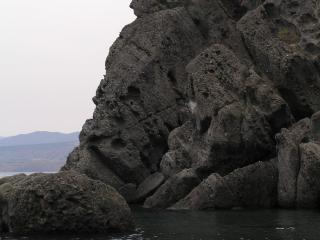 обои Могущество скальной породы фото