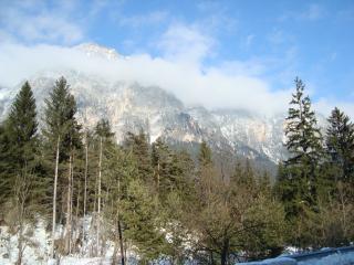обои Скалистые альпы фото