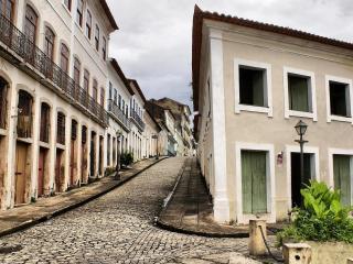 обои Старая улица города фото