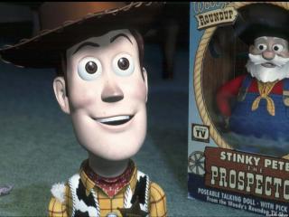 обои История игрушек ковбой улыббается фото