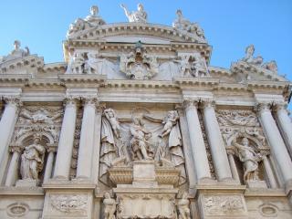 обои Santa Maria del Giglio в венеции фото