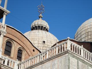 обои Венецианские купола фото