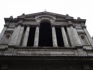 обои Вид собора в риме фото