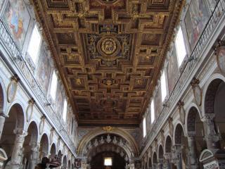 обои Вид собора внутри фото