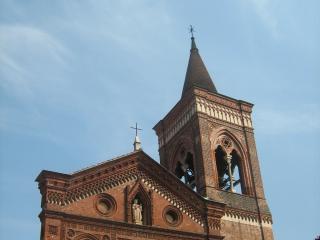 обои Купол церкви святой-марии-страда в монце фото