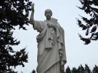 обои Памятник шевченку в италии фото