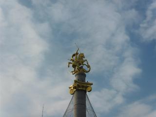 обои Святый георгий в тбилиси фото