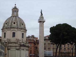 обои Статуя святого у собоа в риме фото
