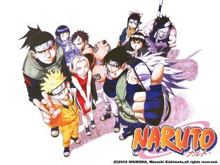 обои Naruto в сборе фото