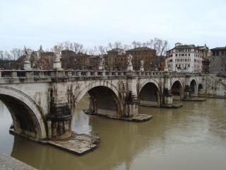 обои Мост в риме фото