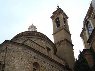 обои для рабочего стола: Собор и колокольня в италии