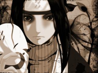 обои Naruto серьезная фото