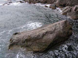 обои для рабочего стола: Камни у побережья