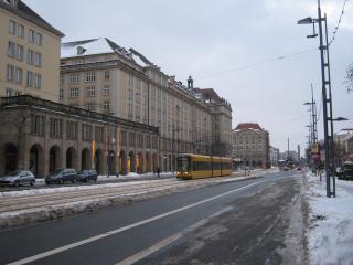 обои Улицы дрездена фото