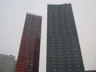 обои Высотные здания голандии фото