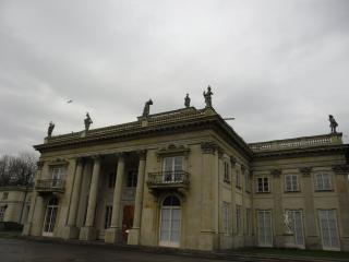 обои Лазенковский дворец в варшаве фото