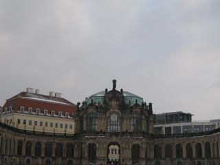 обои Дрезденский замок-резииденция фото