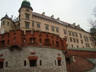 обои Замок вавель в кракове фото