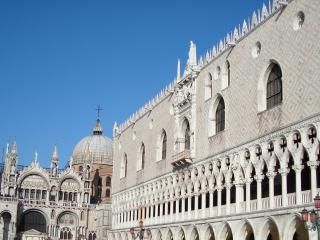обои Венецианская площадь сан-марко фото