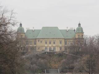 обои Уяздовский замок в варшаве фото