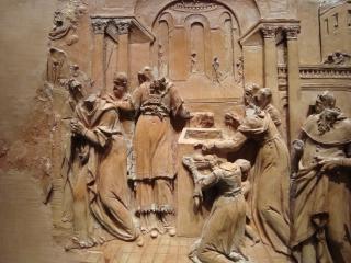 обои Древний барельеф в Италии фото