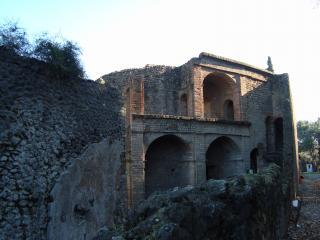 обои для рабочего стола: История строений древнего Рима