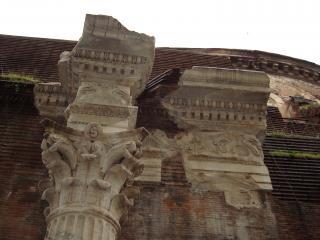 обои Колонны римского форума фото