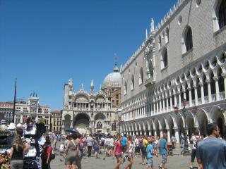 обои Площадь сан марко в венеции фото
