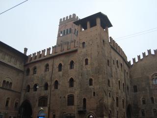 обои Старинные здания болонии фото