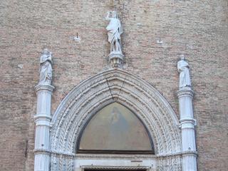 обои для рабочего стола: Собор санта- мария-глориоза-деи-фрари в венеции