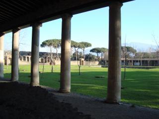 обои Современный вид Помпея фото