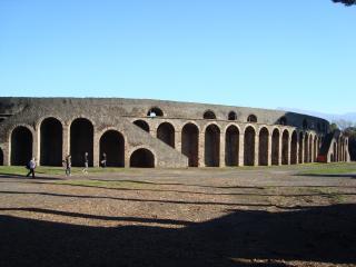 обои Стены здания древней Италии фото