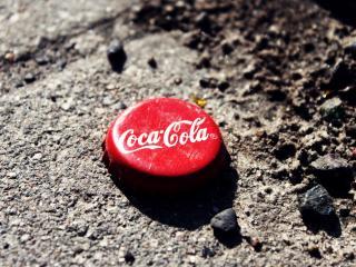 обои Coca-cola - везде и всегда фото