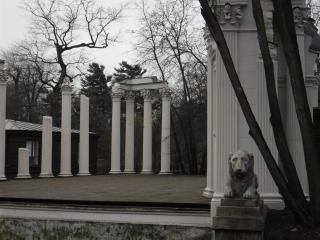 обои Амфитеатр в Варшаве фото