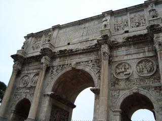 обои Арка в Риме фото