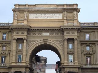 обои Арка во Флоренции фото