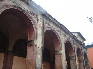 обои Арки зданий в Болонии фото
