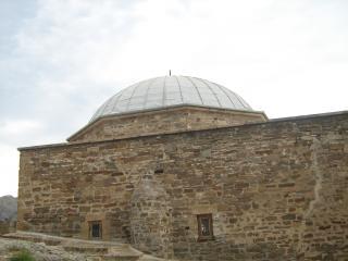 обои Вид старого здания с куполом фото