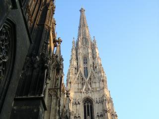 обои Готика стиля в строениях Европы фото