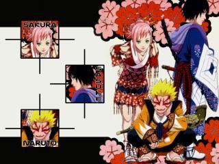 обои Naruto герои фото