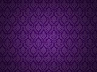 обои для рабочего стола: Фиолетовый фон с узором