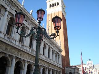 обои Фонари венеции фото