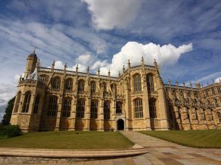 обои Загадочные дворцы Англии фото