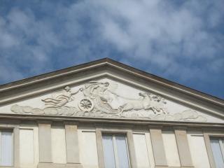 обои Здание театра Ла-скала в Милане фото