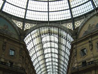 обои Миланская галерея Виктора Эмануеля второго фото