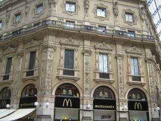 обои Миланский макдональдс фото