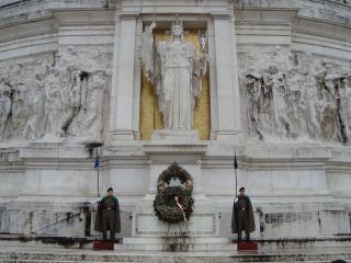обои для рабочего стола: Могила неизвестного солдата в Риме