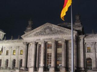 обои Немецкий рейхстаг фото